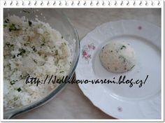 Jedlíkovo vaření: Rýže z mikrovlnky Grains, Food, Essen, Yemek, Meals