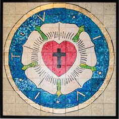 Seasons of the church year calendar calendar pinterest lutherrose lavet som collage lutheran fandeluxe Image collections