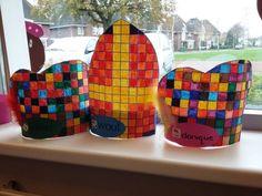 Diy For Kids, Crafts For Kids, Diy Crafts, St Nicholas Day, Toddler Crafts, Sunglasses Case, Children, School, Cornelius