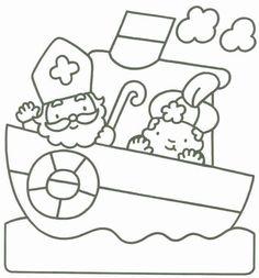 Kleurplaten Van Baby Piet.Kleurplaten Sinterklaas Babypiet Archidev