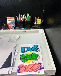 """@ixlutx no Instagram:  """"Me faz o favor ... #castelotattoostudio #netofurone #sagazgriffiart #sketch #colors #rua #bombs…"""""""