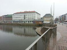 Neumuenster Germany Teich und Courier Haus