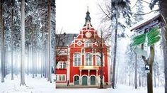 Thuringia, Germany, this appears to me to be the real life Narnia!!!