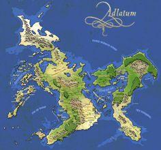 105 Best Fantasy World Maps images