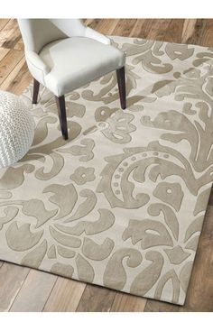 Image result for grey and yellow damask rugs