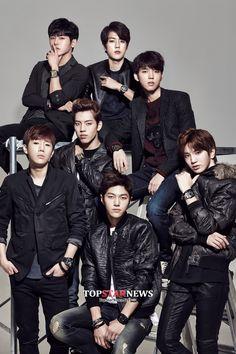 Dongwoo,Hoya,Sungkyu Sungjong,Woohyun Myungsoo,Seungyeol ♡