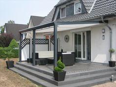 #terrasoverkapping #veranda #overkapping #serre #terras #buitenleven #tuin #buiten #wonen #tuininspiratie www.fremazonwering.nl