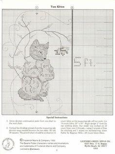 Beatrix Potter - Growth Chart 7