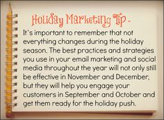 You know the holidays are approaching when your inbox fills up with red and green messages from businesses all over. As a small business owner, how can Holiday Emails, Design Basics, Holiday Market, Pay Attention, Email Marketing, Small Businesses, Crowd, Insight, Advice