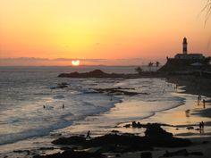 praia Farol da Barra  #Salvador - Bahia