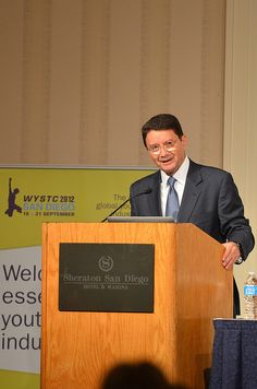 Mr Taleb Rafai Secretary General UNWTO