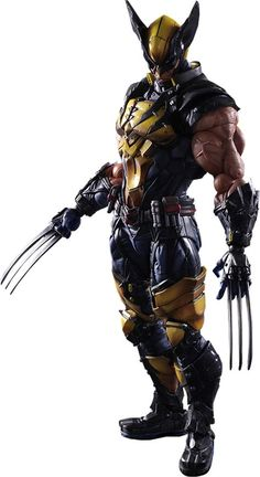 Wolverine Collectible Figure