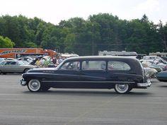 1950's Buick Roadmaster Hearse