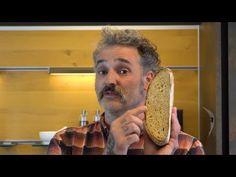 Kuchyně ELZA: Pečení domácího kváskového chleba s Michalem Hugo Hromasem - YouTube Banana Bread, Youtube, Desserts, Food, Meal, Deserts, Essen, Hoods, Dessert