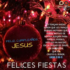 Que Jesús sea el centro de tu vida y de tu familia que el sea tu mayor regalo tu amigo y Salvador.  Una muy Feliz Navidad.  #happybirthdayjesus #feliznavidad #felizcumpleanosjesus #diosconnosotros