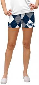 Nevada Wolf Pack Mini Shorts