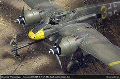 Henschel Hs 129 B-3