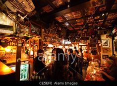 The Spaniard Bar, Cathedral Quarter, Belfast, Northern Ireland