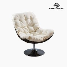 If you want to add a touch of originality to your home, you will do so with Armchair White x 104 x 94 cm) by Craftenwood. dimensions: 86 x 104 x 94 cm Cushion material: Polyester Seat material: rattan Retro Armchair, Aspen Wood, Philips, Sofa Chair, Floor Chair, Sofas, Retro Vintage, Cushions, The Originals