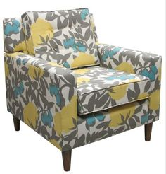 Thomas Paul Furniture Sale  Limited Edition Thomas Paul Upholstered furniture in vibrant prints on SALE today at HauteLook.  All cotton upholstery.