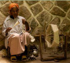 Sekem, una comunità egiziana che coltiva lino e cotone secondo i principi di #bio #wisesociety