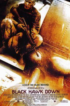 Black Hawk Down Masterprint