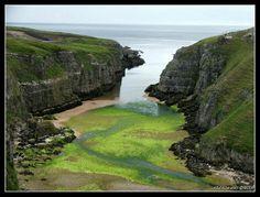 Smoo Cave Scotland   Places I Love