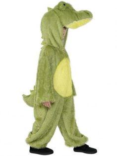 Disfraz de Cocodrilo infantil.  Crocodile child #costume. #disfraces  http://www.leondisfraces.es/producto-594-disfraz-de-cocodrilo-infantil