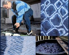 Asian cultures have looked to indigo for textile dyes for centuries. Its rich blue tone is timeless.