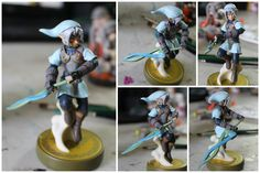 396 Best Custom Amiibo Images Nintendo Amiibo Super Smash