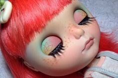 My new girl: Lótus | Doll Base: Neo Blythe Simply Bubble Boo… | Flickr