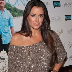 Kyle Richards is trendy glam!!! she def has a good sense of style