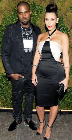Kim Kardashian in Chanel #kimkardashian #kimye #chanel #bestdressed