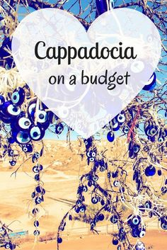From seeing balloons at sunrise to mountain biking here is how to do Cappadocia, Turkey on a budget. Our guide to things to do in Cappadocia - where to eat, where to stay, how to get here and around.