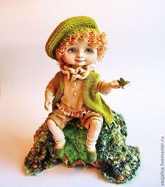 Купить Авторская кукла Лети! - кукла, авторская кукла, коллекционная кукла, интерьерная кукла
