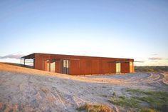 Low-Impact Tanderra House is Tucked into the Landscape of Victoria, Australia