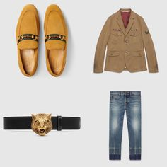 Our Holiday Gift Ideas.  Men fashion , Men Style, Style, Gucci