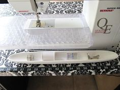 Sew Many Ways...: Tool Time Tuesday...Sewing Table