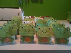 frog theme classroom | Here are the pictures! Aren't they cute???