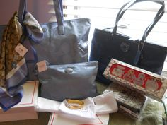 ULTIMATE!!! Coach Blues Auction 6 Great Items, Winner takes All