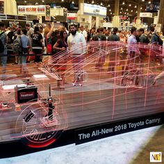 Companies worldwide look to brand experience solutions agency MC² to execute live branded events, exhibits & environments. Toyota Camry, Nascar, Innovation, United States, Models, Top, Accessories, Design, Templates