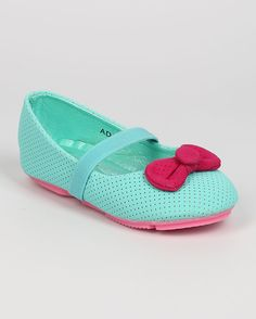 New-Girl-Betani-Ada-5-Leatherette-Perforated-Bow-Tie-Mary-Jane-Flat-Toddler