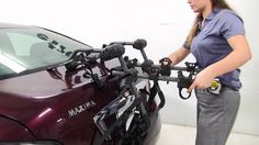 Hollywood is your best source for trunk racks that are user friendly affordable Best Bike Rack, Car Bike Rack, Car Racks, Cool Bikes, Trunks, Hollywood, Model, Drift Wood, Bike Rack For Car