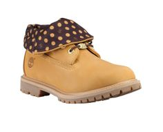 Women's Timberland Authentics Roll-Top Boot. $110. dont have a 7.5 right now tho