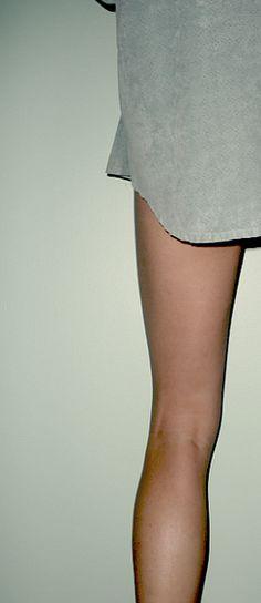 I want that leg