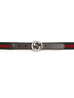Gucci - Kid's Adjustable Belt