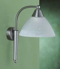 Kinkiet lampa ścienna Aldex Silver 1x60W E27 srebrny 369C