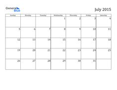 july 2015 calendar fillable minnesota hunting spaniel association view excel version july 2015