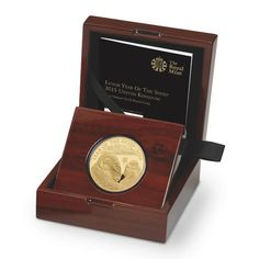 Lunar Year of the Sheep 2015 UK One Ounce Gold Proof Coin | The Royal Mint. £1,950. http://www.royalmint.com/shop/Lunar_Year_of_the_Sheep_2015_UK_One_Ounce_Gold_Proof_Coin