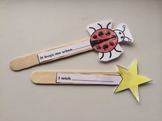 School Counselor Ideas: A Bug and a Wish